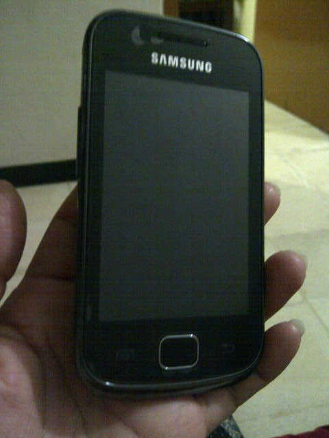Jual Samsung Galaxy Gio&Young; jogja Only