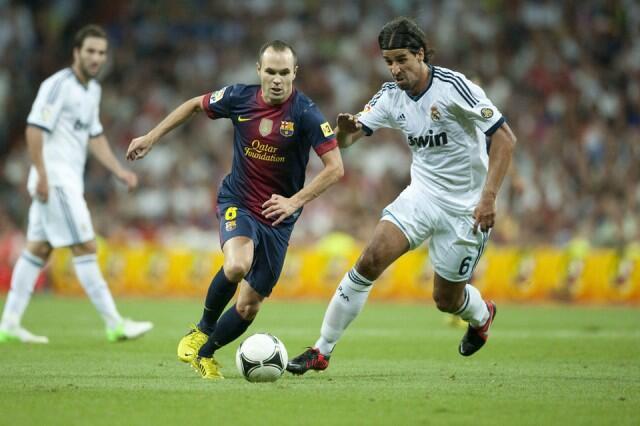 [Memang Pantas] Andres Iniesta Pemain Terbaik Eropa 2011-2012