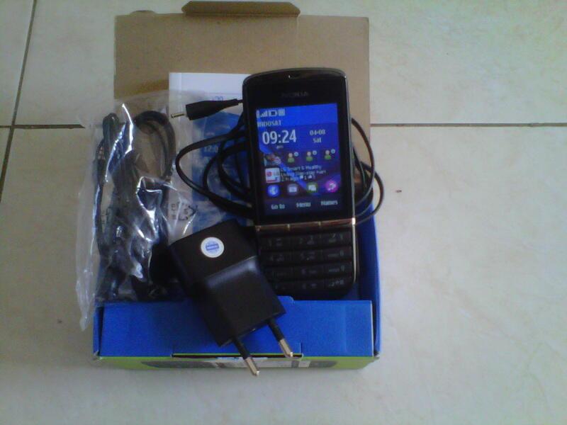 Nokia Asha 300 kinyis-kinyis gan