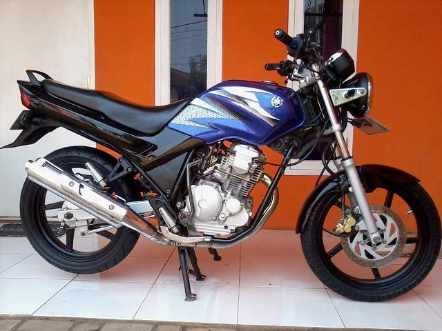 Jual Yamaha Scorpio (godd condition)