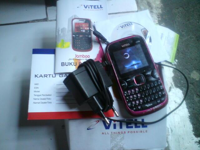 Jual HP VITEL V718 dual sim jogja