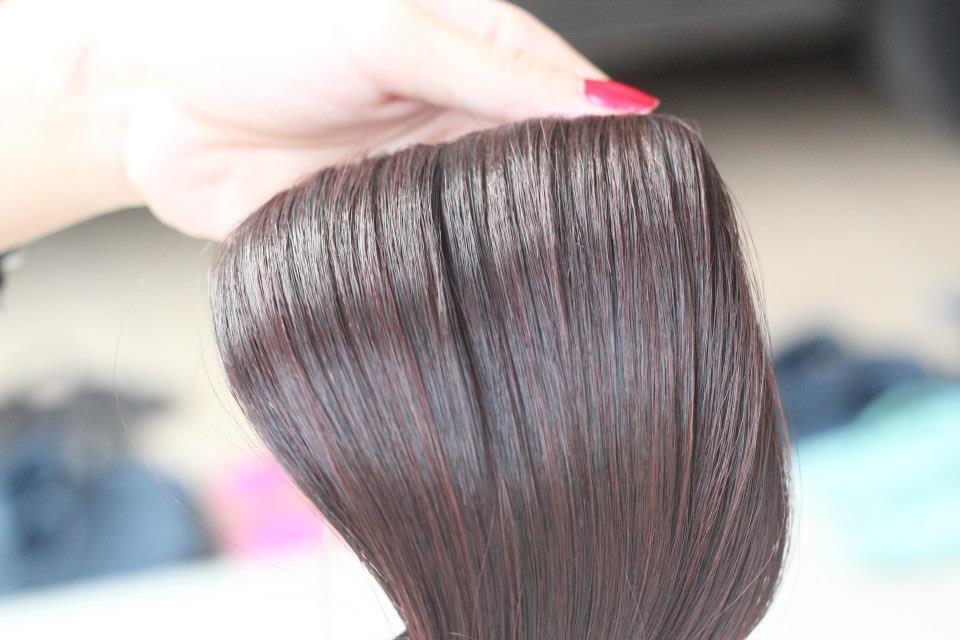 HAIR CLIP EXTENSION (HumanHair+Synthetic)