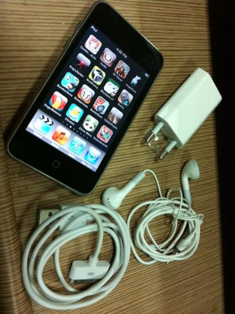 Jual Ipod Touch 3rd Gen 32GB