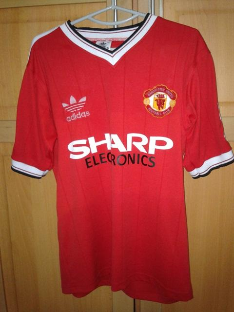 (WTS)Jersey Classic Liverpool Away 88-89 & Manchester United Home 82-83