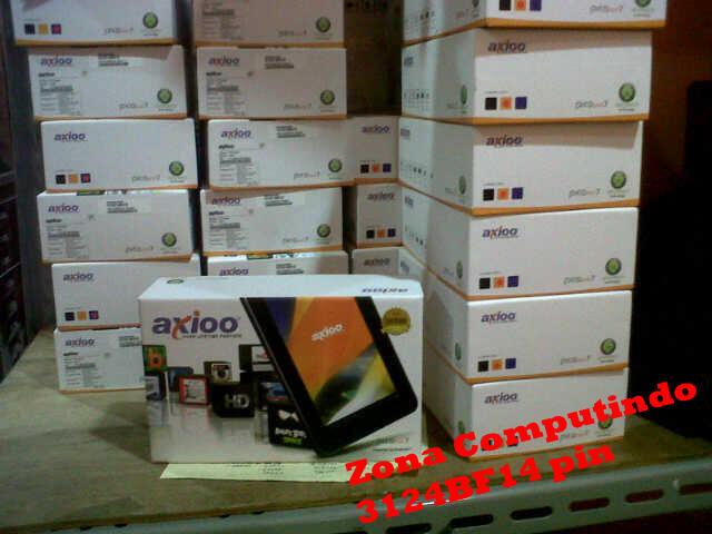 """Axioo PICO PAD 7"""" BNIB Rp. 999,000,- BOGOR"""