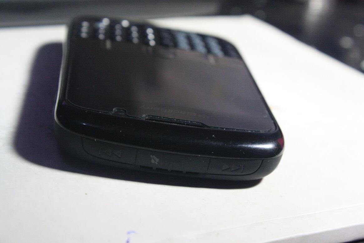 Jual Cepat Blackberry Gemini black garansi 14 bulan TAM