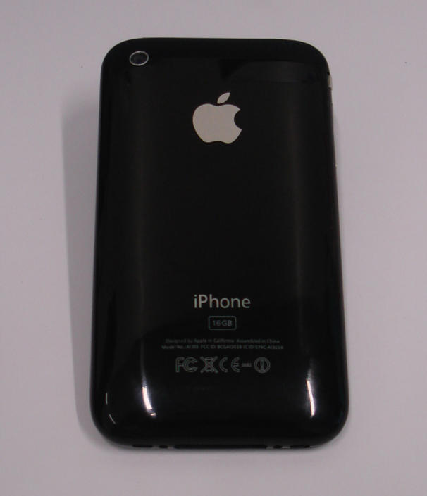 Jual : Iphone 3Gs 16 GB