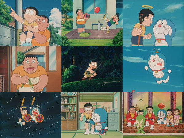 Film Doraemon The Movie