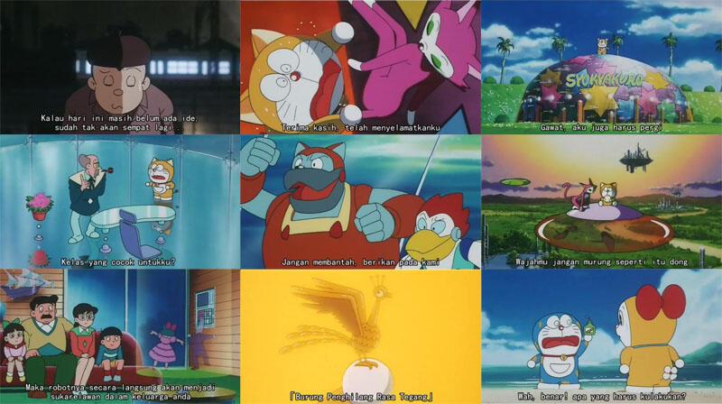 Film Doraemon The Movie