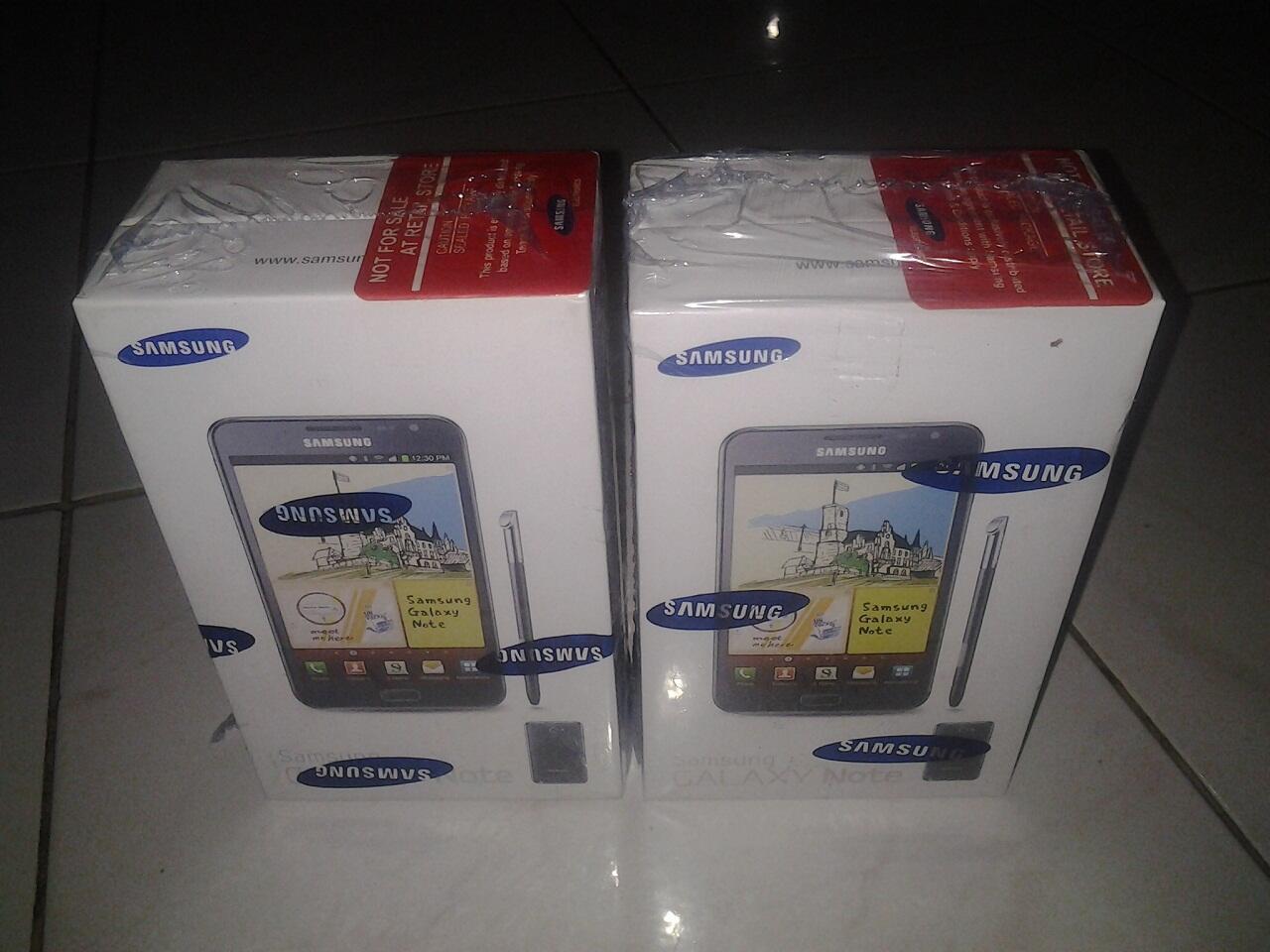 Samsung Galaxy Note BNIB Murah!