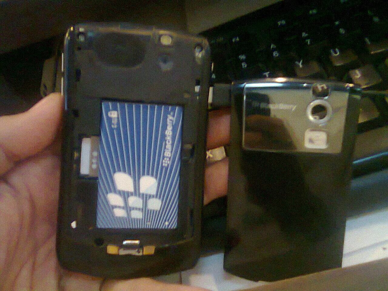 Blackberry 8320 suspend kondisi masih seger