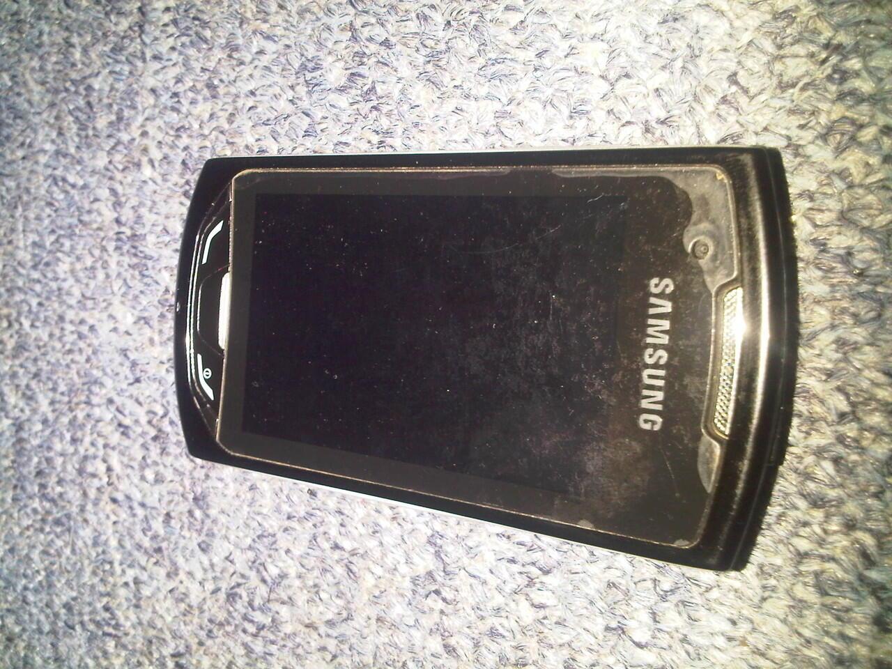 Samsung Monte fullset Bandung