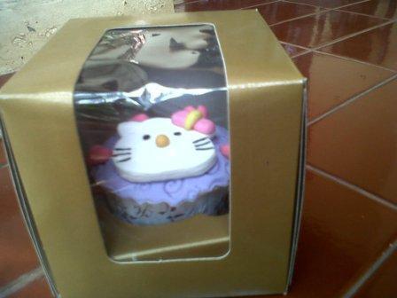 Cup Cakes LEZAATT dan unik, request design :D