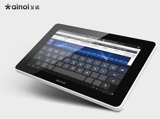Ainol Novo 7 Aurora 8Gb LG IPS Screen HD ICS Di Semarang