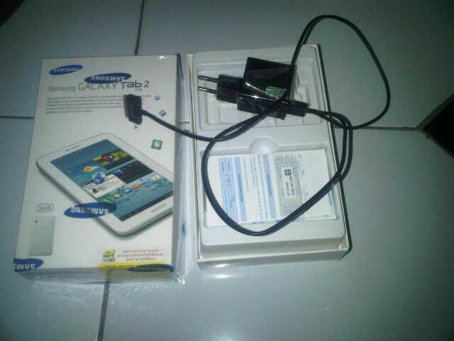 Samsung Galaxy Tab 7.0 P3100 2Bulan ( SURABAYA )