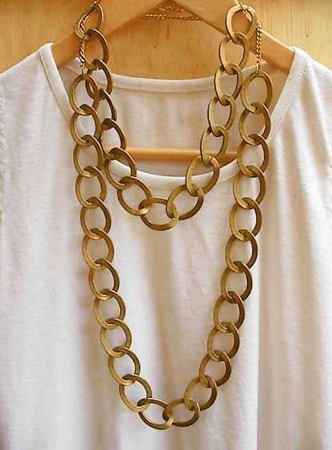 kalung (necklace) handmade lucu unik