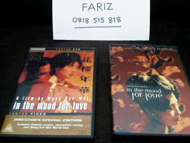 WTS Blu-ray & dvd original MURAH (mulai 100rb)