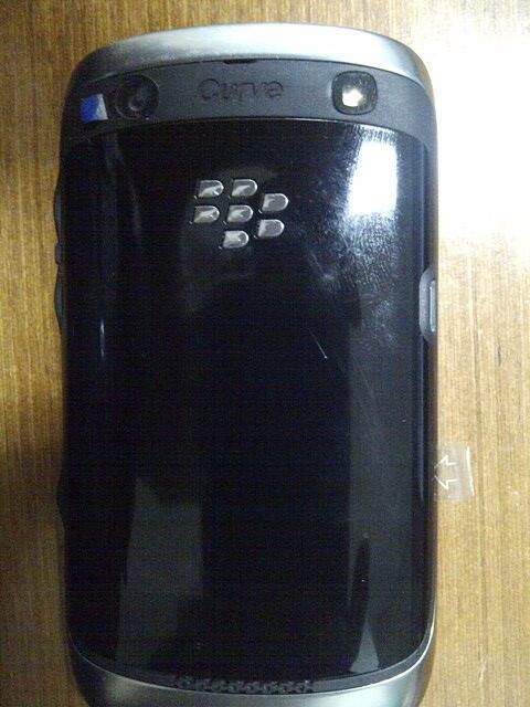 Dijual Blackberry 9360 Apollo, masih mulus dan garansi panjang