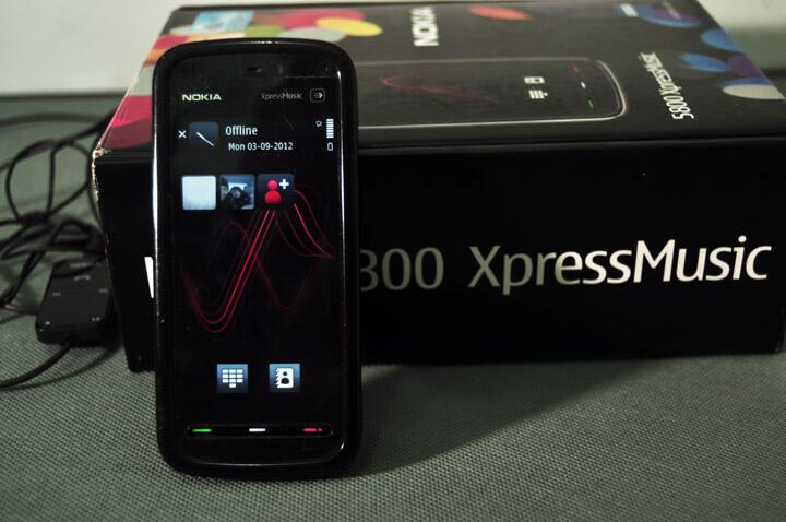 wts: Nokia 5800 xpresmusic. MALANG