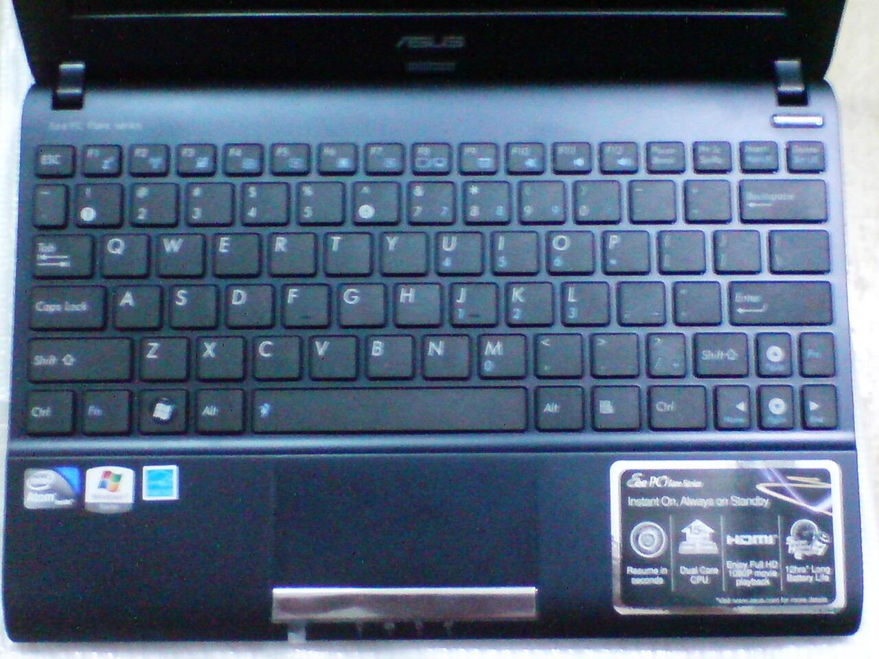 Netbook Asus eee PC 1025 R052C