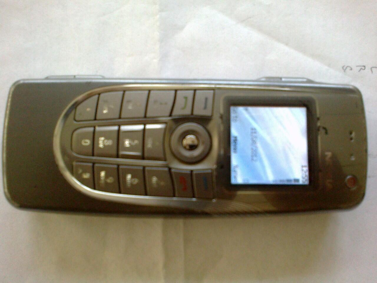 wts Nokia Communicator 9300i wifi