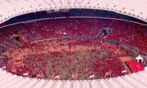 10 Stadion sepakbola Terbesar di Dunia
