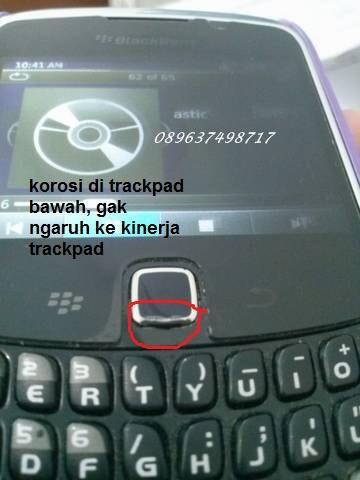 WTS Blackberry Gemini 3G GSM (Jakarta)