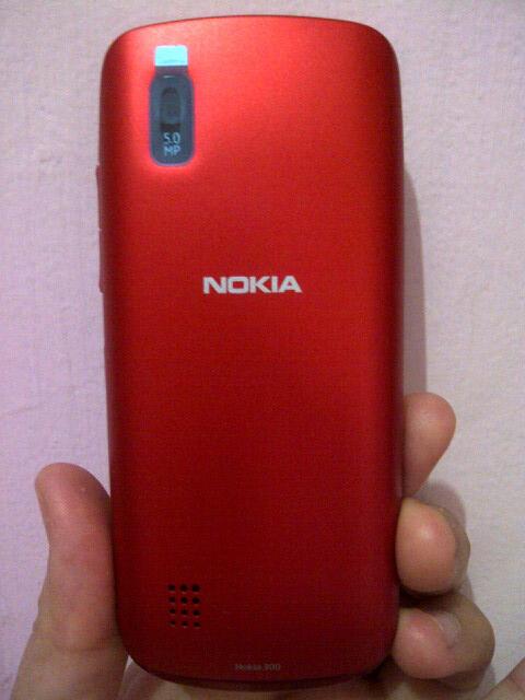 JUAL Nokia Asha 300 Juli 2012