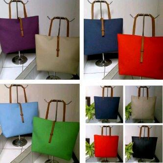 Murah bagus: ZARA look alike bag / MIDI - MAXI bag open for reseller dropship