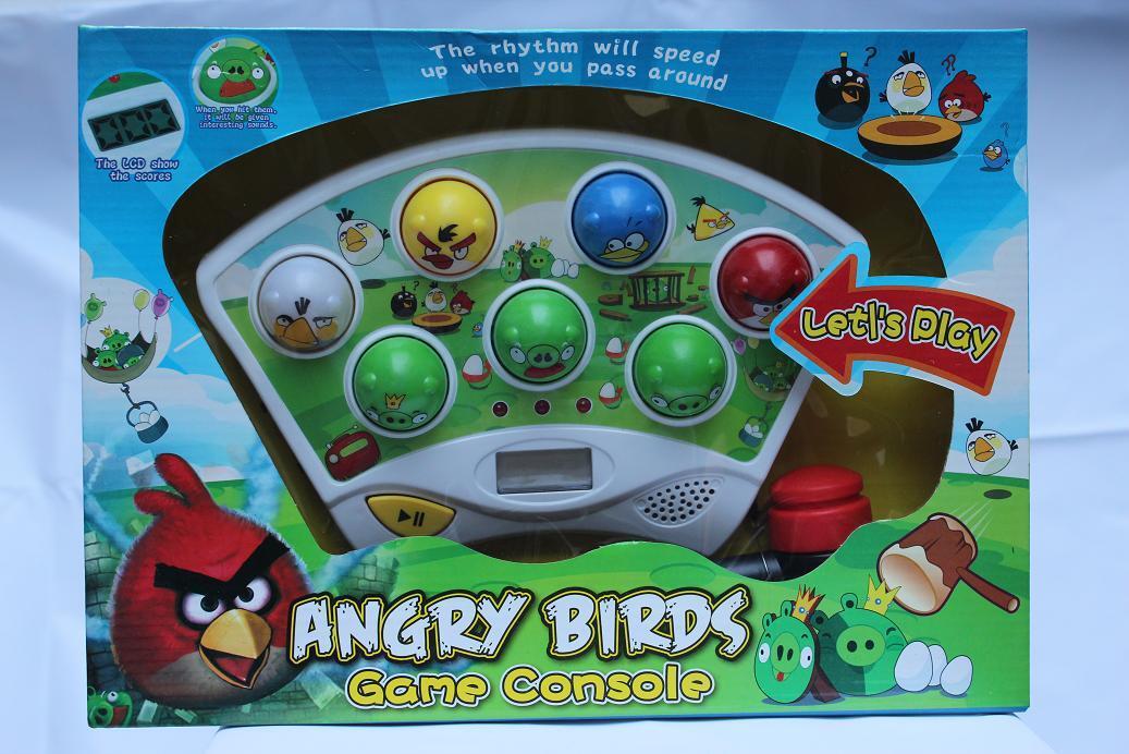 Toko Banyak Gaya : Jual mainan PUNCH the Angry Birds