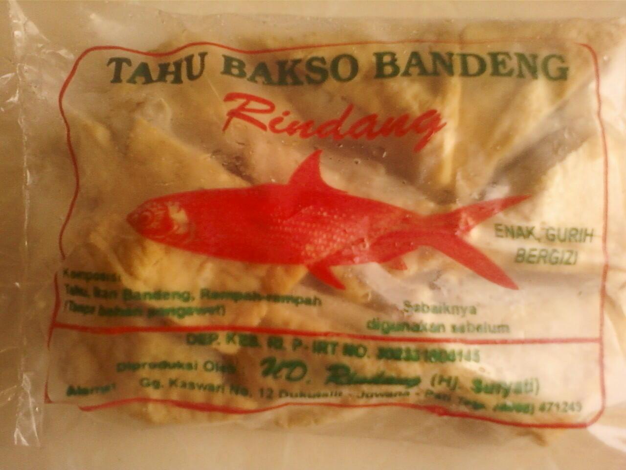 Bandeng Tanpa Duri