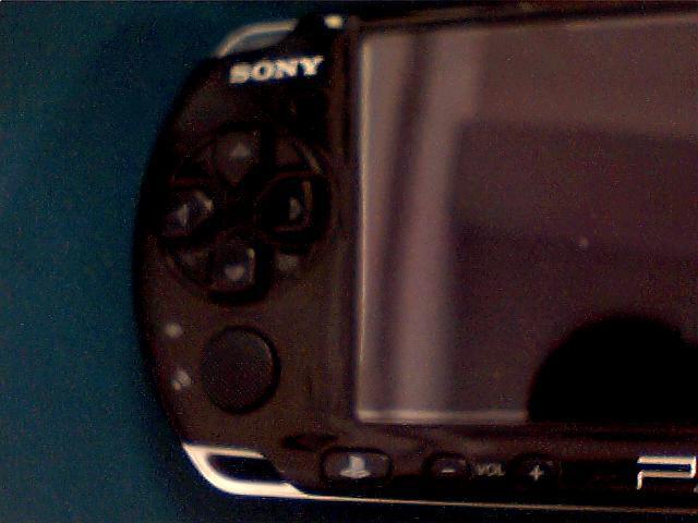 PSP 3006 Hitam Permanen Bisa game bajakan