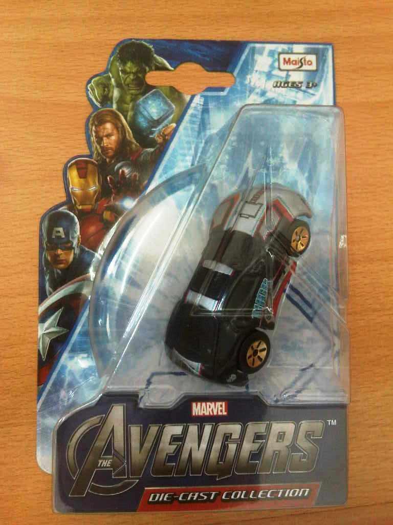 Maisto Avengers