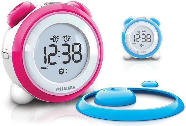 Jual jam meja Philips AJ3138 Clock Radio Alarm second [bandung]
