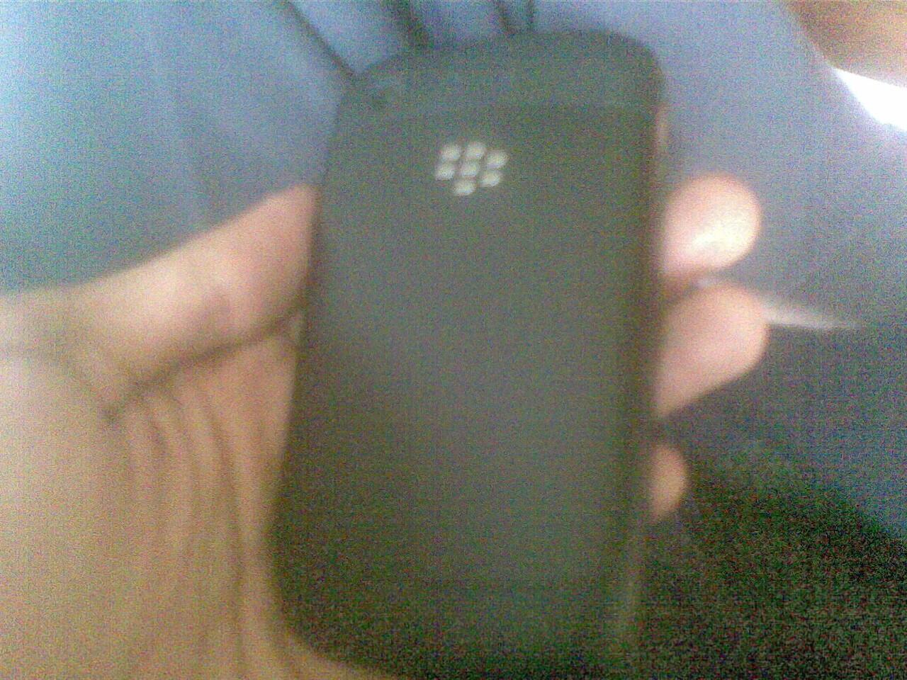 (Repost) Blackberry Gemini 3g 9300 black masih segel tam cod jakarta