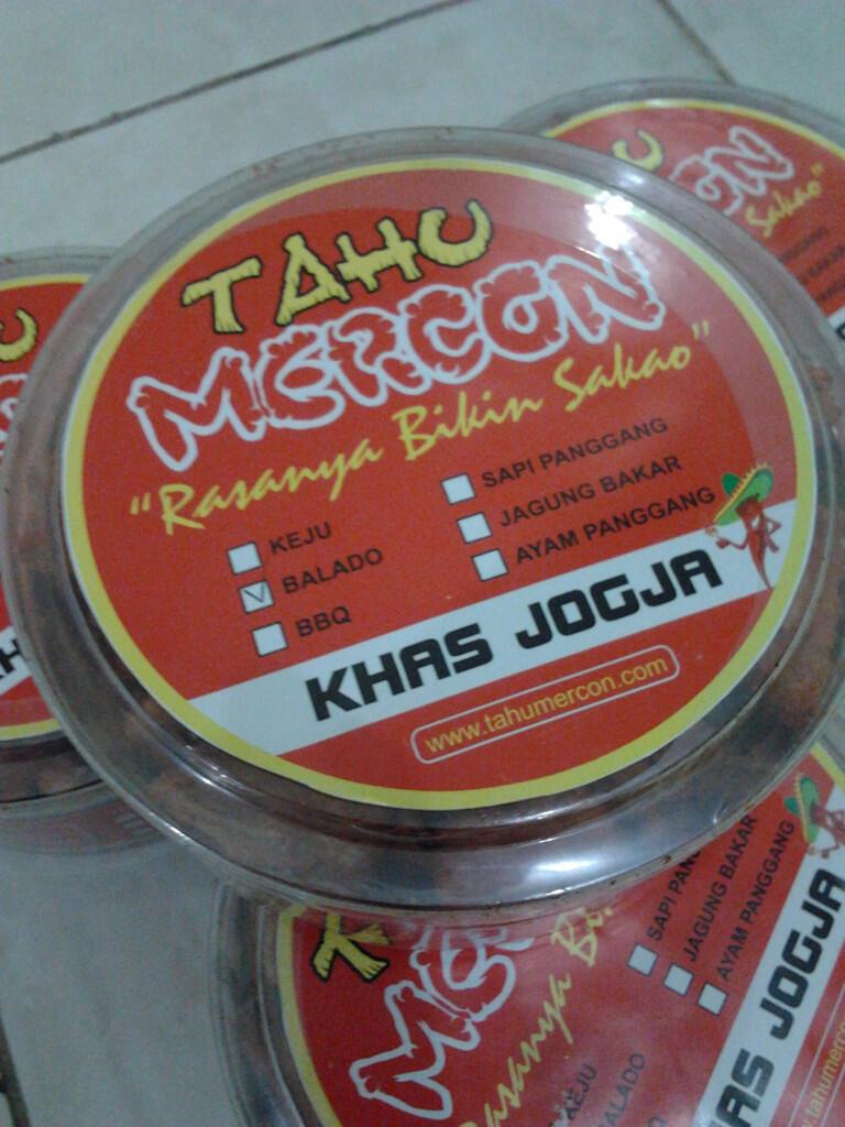 --- TAHU MERCON ---