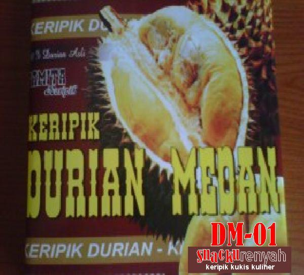 Keripik Durian