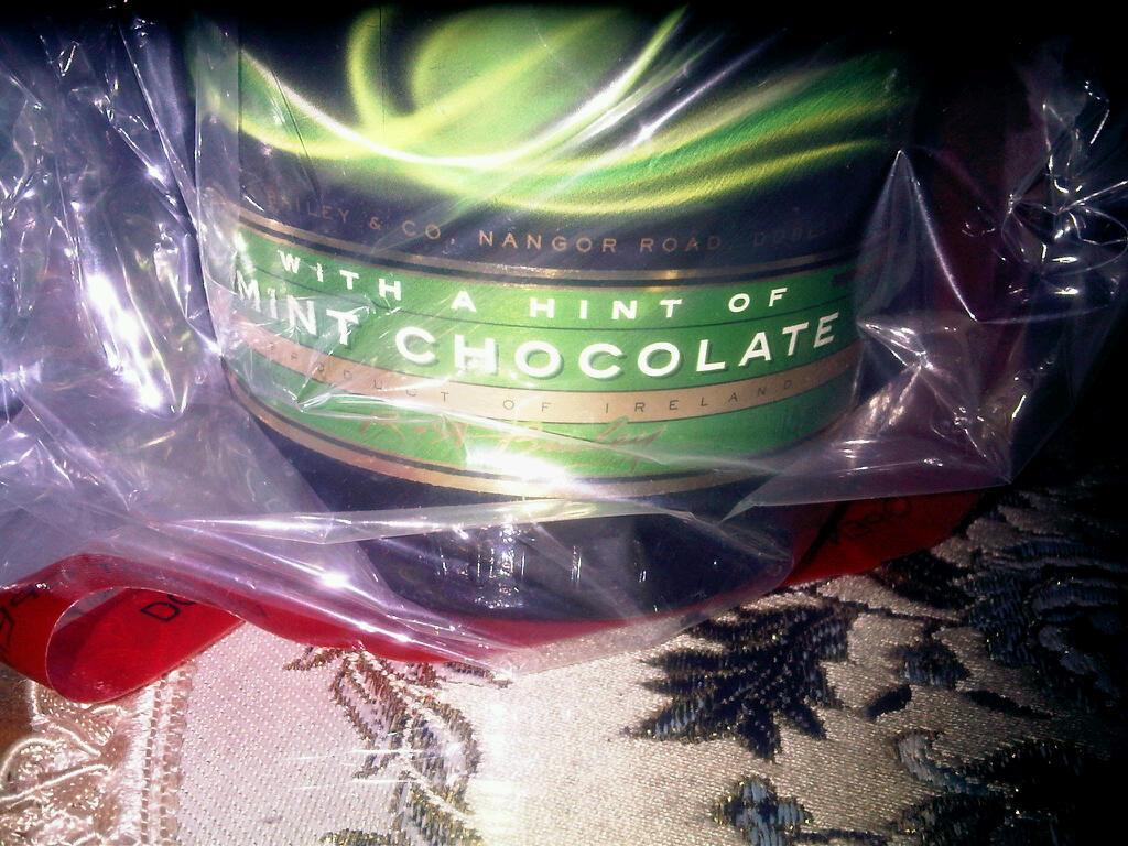 Jual Original Baileys Mint Chocolate