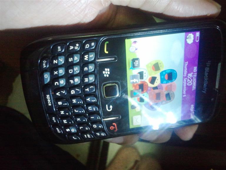 Blackberry Gemini Grs TAM Jogja