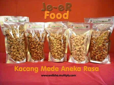 Jual Kacang Mede Aneka Rasa Muraaaahhhh