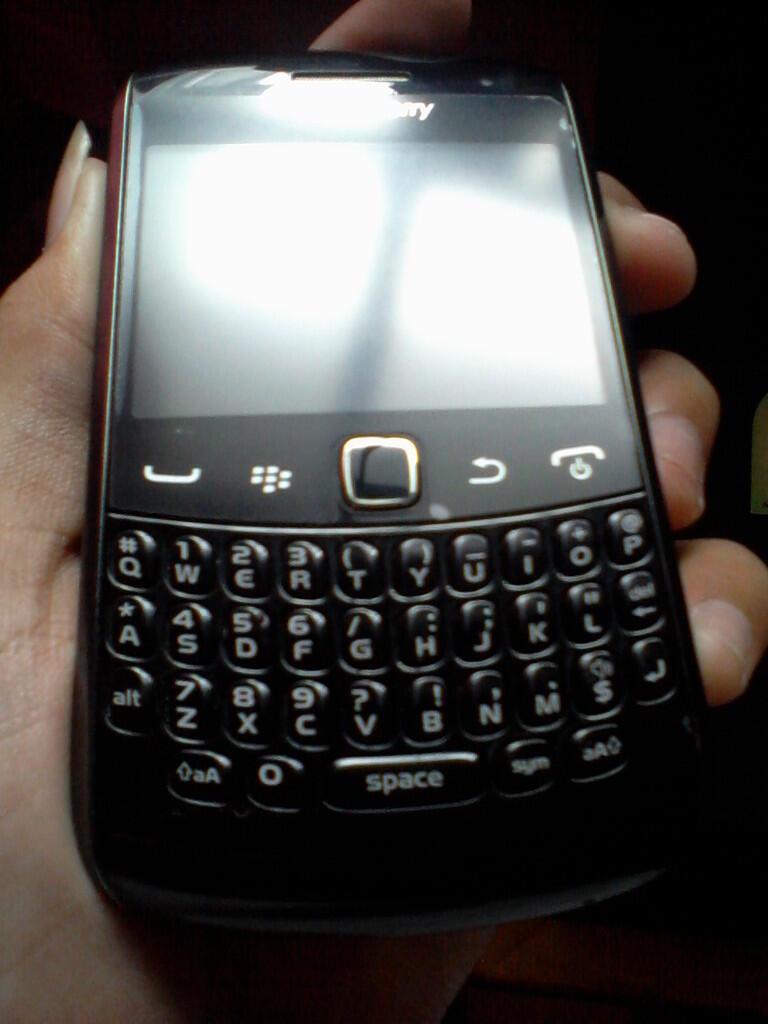 WTS Blackberry 9360 aka Apollo mulus mumer