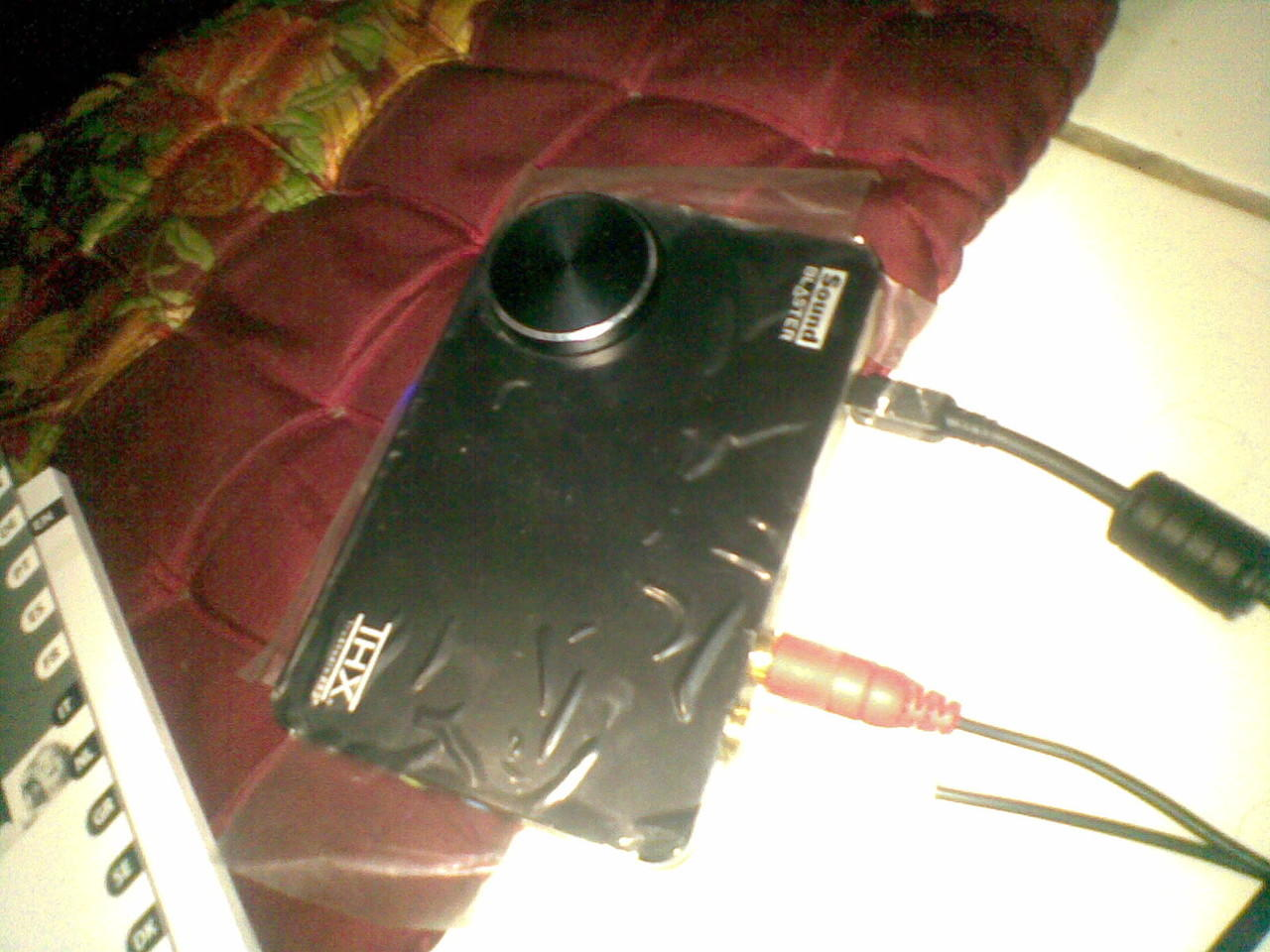 soundcard Sound Blaster X-Fi Surround 5.1
