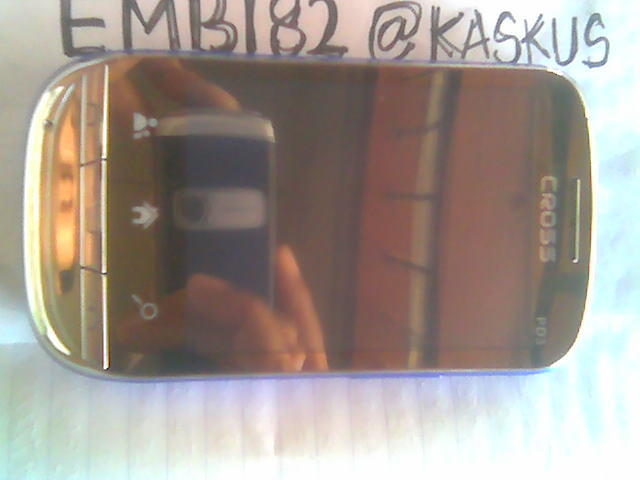[WTS] hp cina murmer CROSS PD3 touchscreen mulus 99% new + bonus ~Indramayu~
