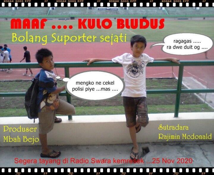 Film tentang suporter Indonesia....segera tayang !!!!!