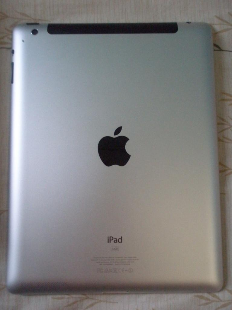 New IPad/IPad3 32Gb 4G+Wifi White