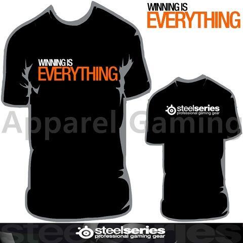 [RaVeN] Steelseries T-shirt(Kaos), Kaos Kerah Polo, Hoodie, Jumper