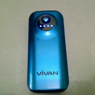 [SELL] Vivan Portable Charger X05 NEW (Garansi 6 Bulan)