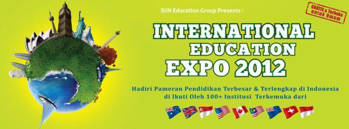 International Education Expo 2012