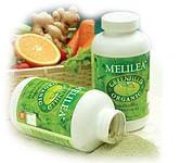Melilea - Organik, Soya Bean, Jus Apple (100% alami)