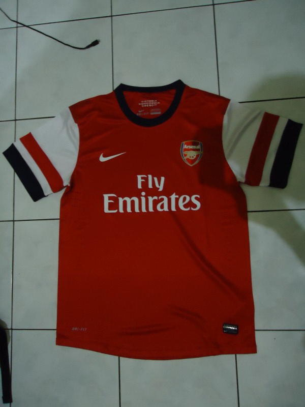 READY STOCK Jersey Club 2012/2013 Grade Original & Player Issue TERMURAH Sekaskus !!!